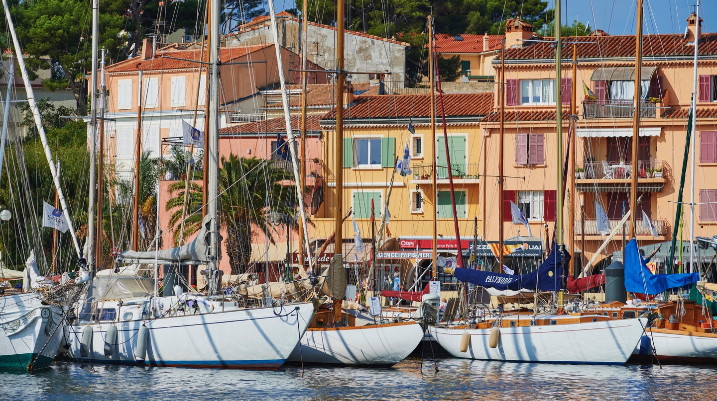Sanary-sur-Mer is the birthplace of modern diving