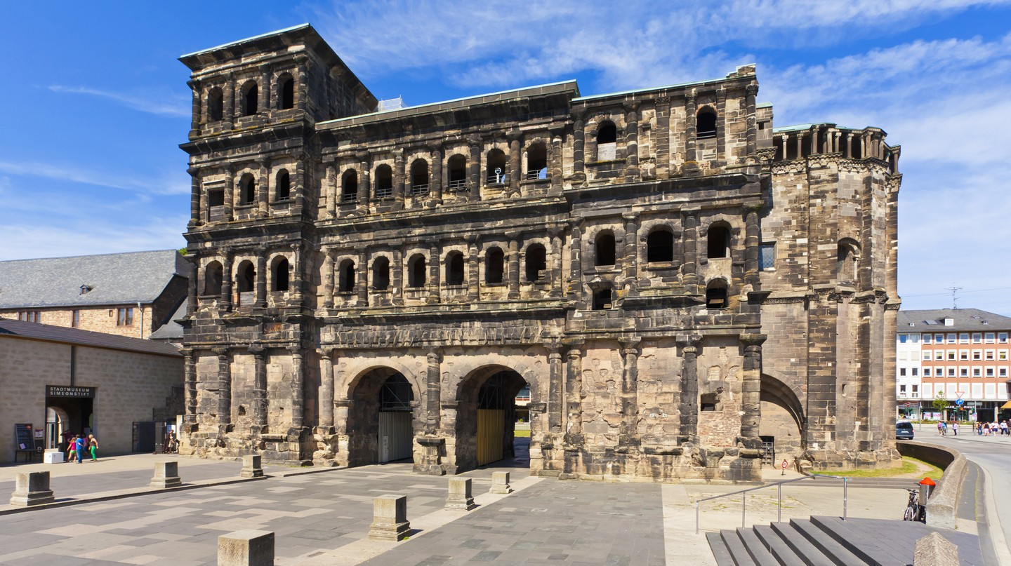 The historic city of Trier was once known as the 'Rome of the North'