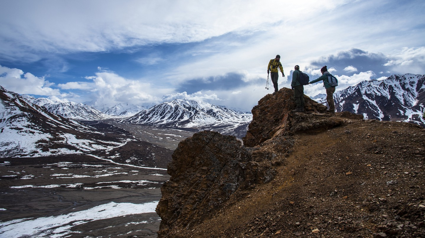 Connect with the great outdoors on these Alaskan hiking trails