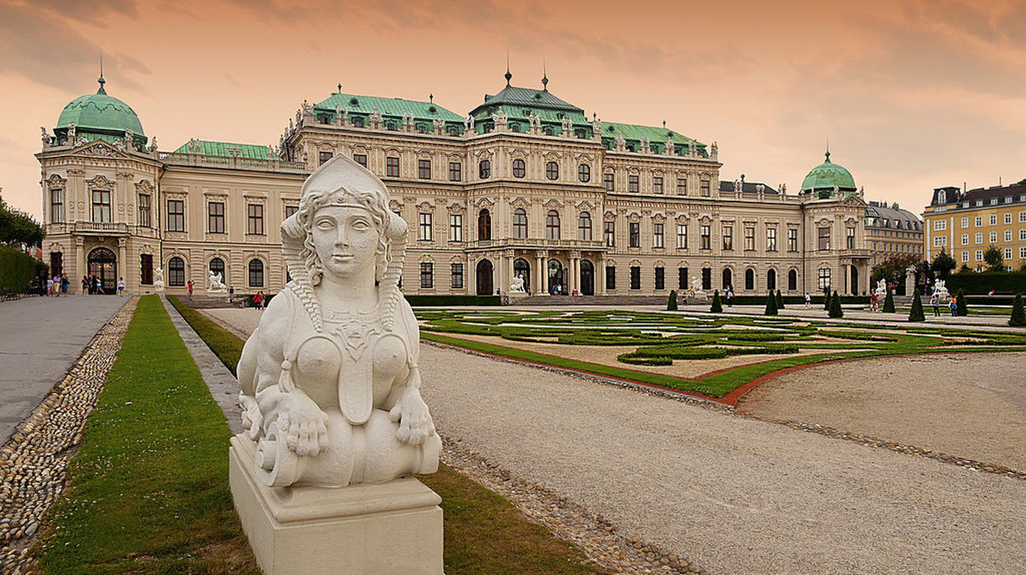 Vienna has a lot of choice for travellers looking for bed and breakfast accommodation