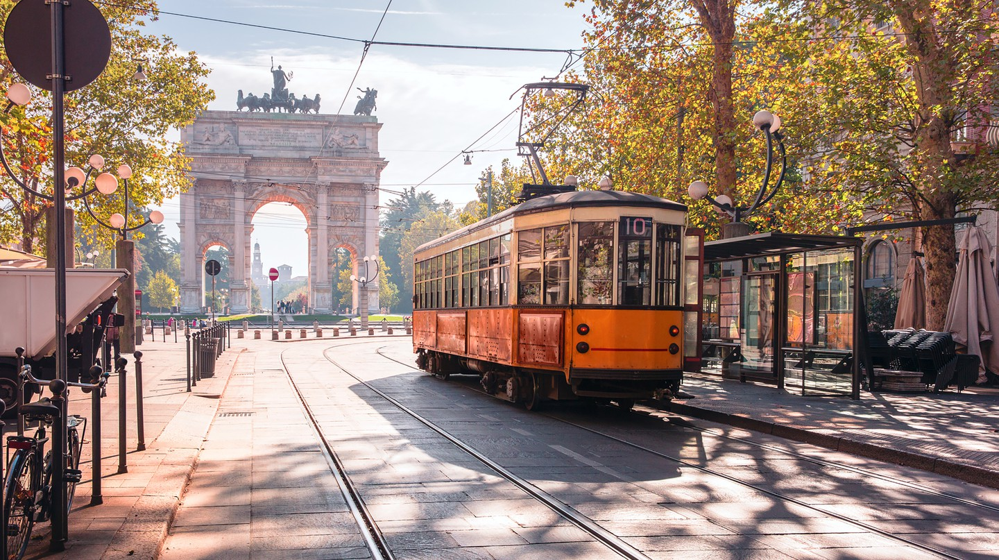 Milan is Italy's second-largest city
