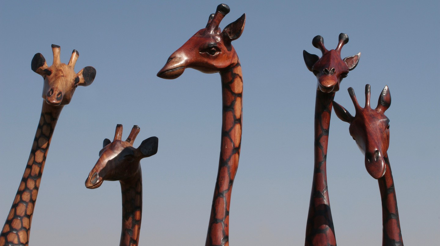 The rich cultural heritage of the Limpopo province is celebrated along the Ribola Art Route, an art tour of little-known corners of South Africa