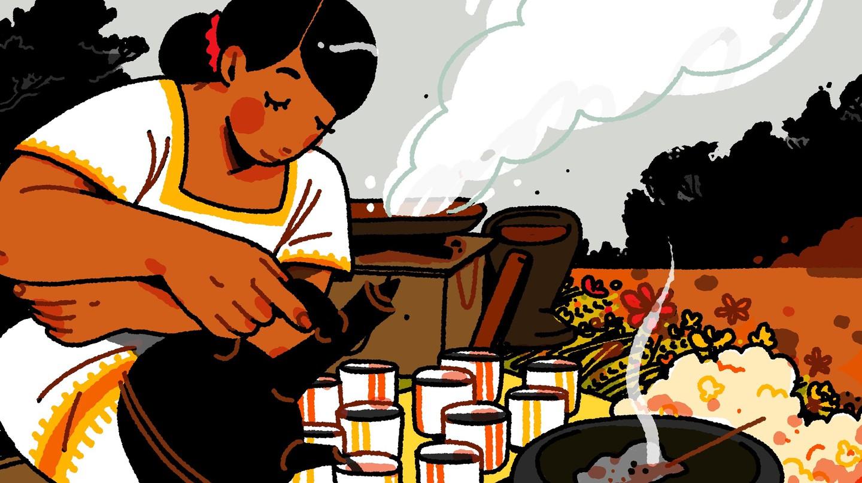 The Coffee Ritual: Ethiopia's Jebena Buna Ceremony