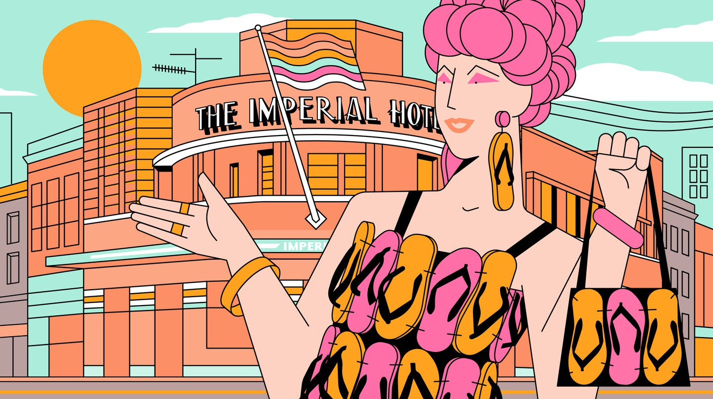 The Imperial Hotel's Tour of Queer Sydney