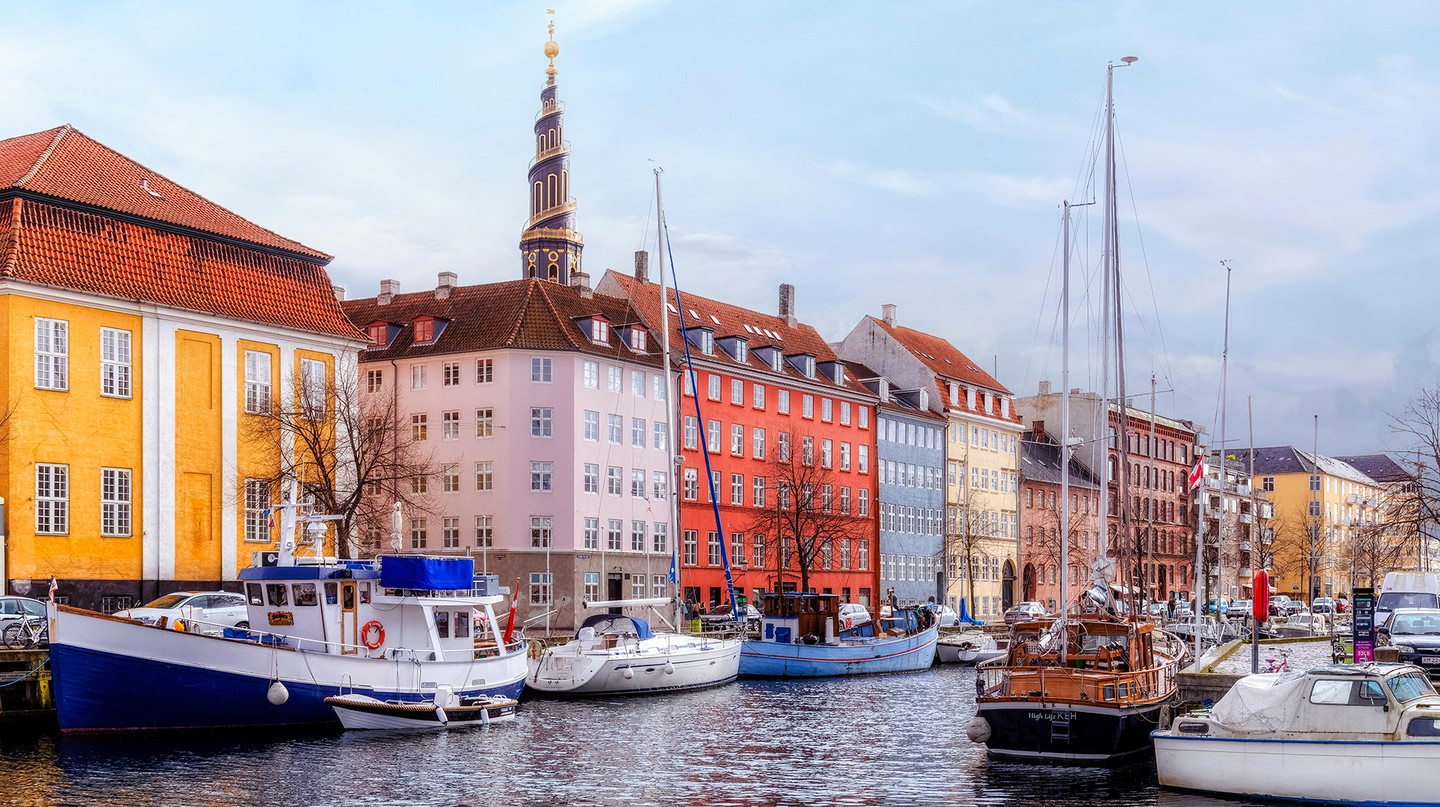Christianshavn is one of Copenhagen's most photogenic neighbourhoods