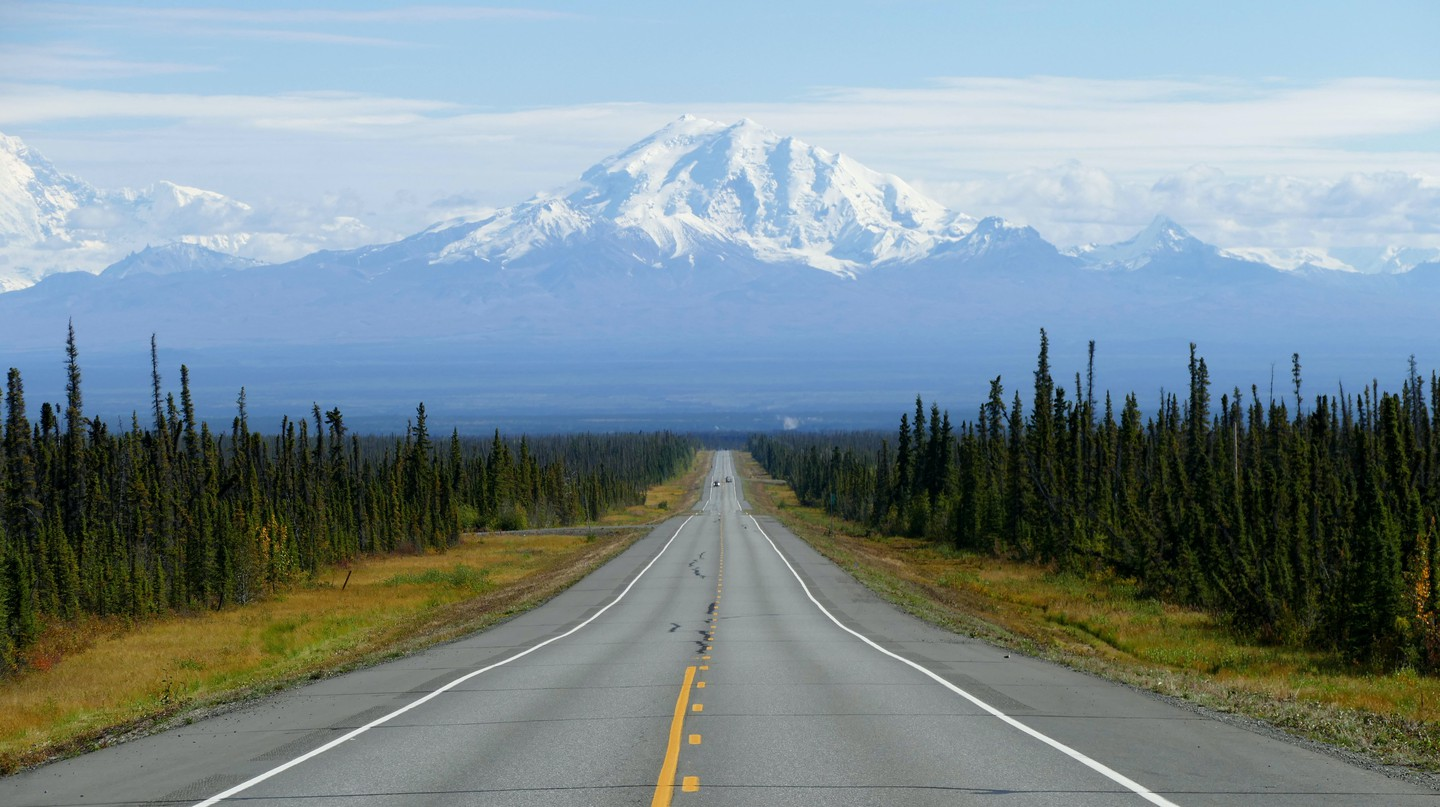 Alaska is the Final Frontier state