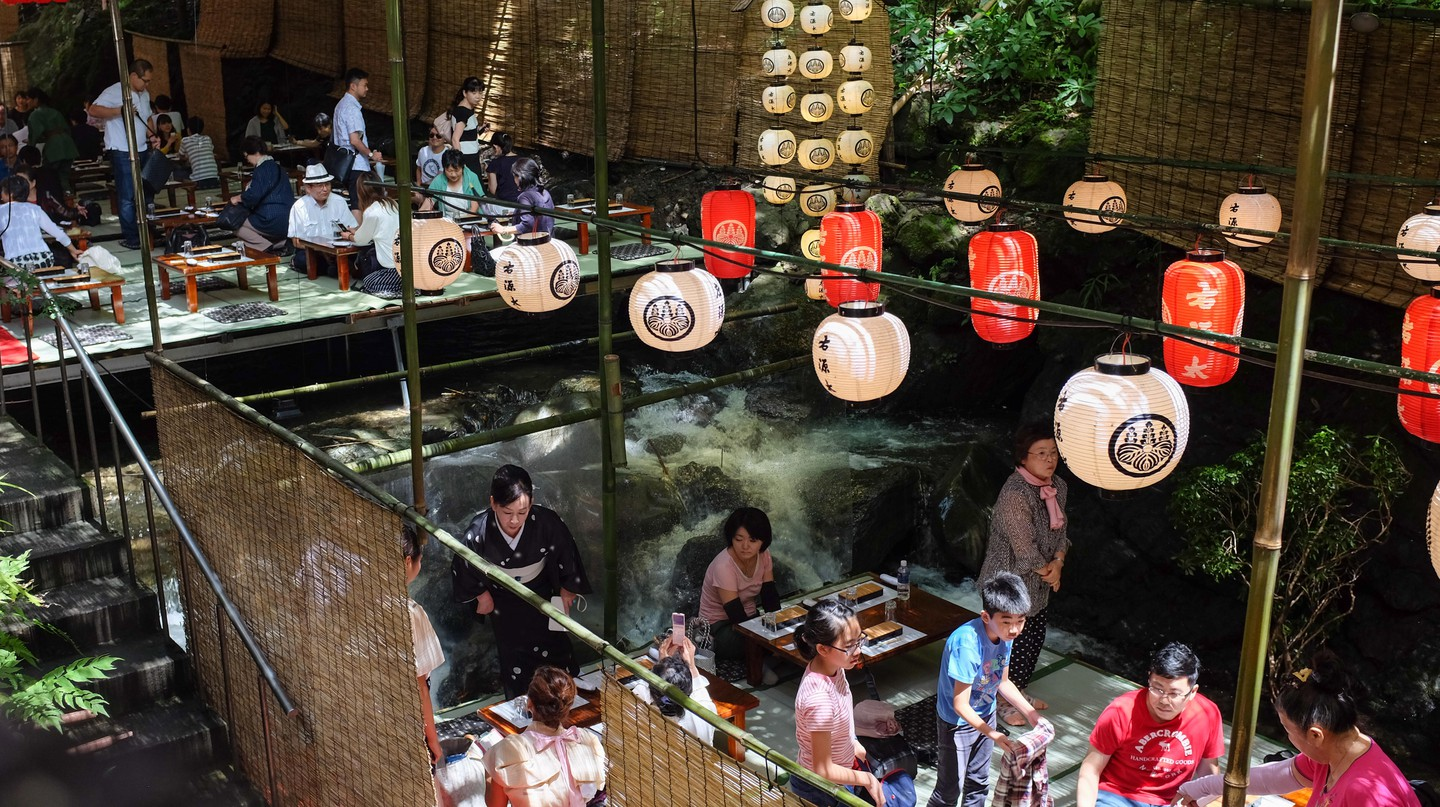 Kyoto is home to many delicious vegan restaurants