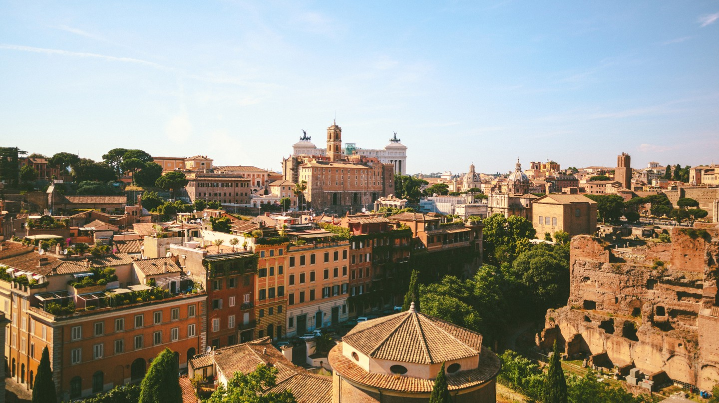 Rome offers plenty of accommodation options for travellers on a budget