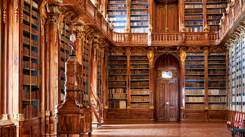 Baroque Library, Prague