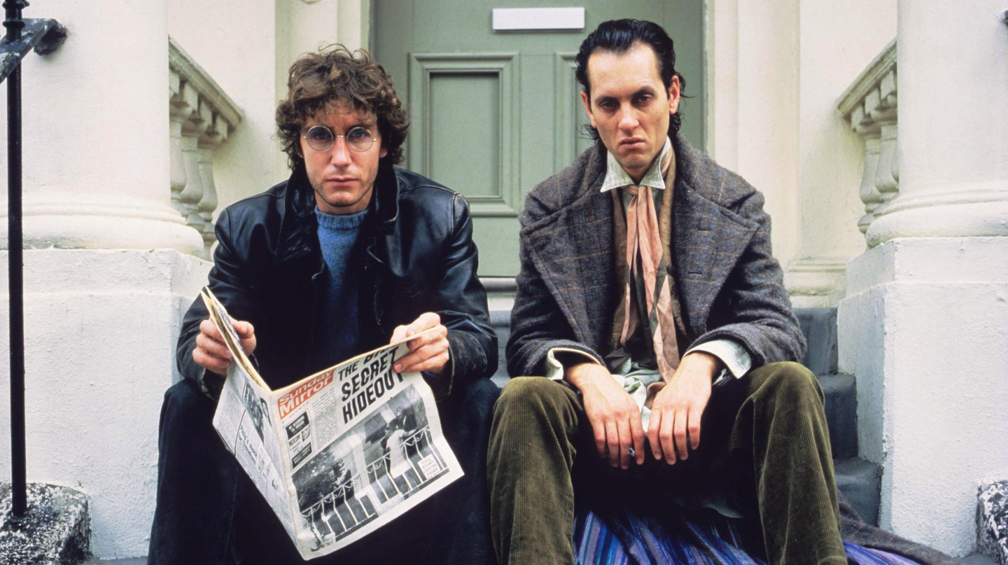 'Withnail and I' is often considered to be the best British film