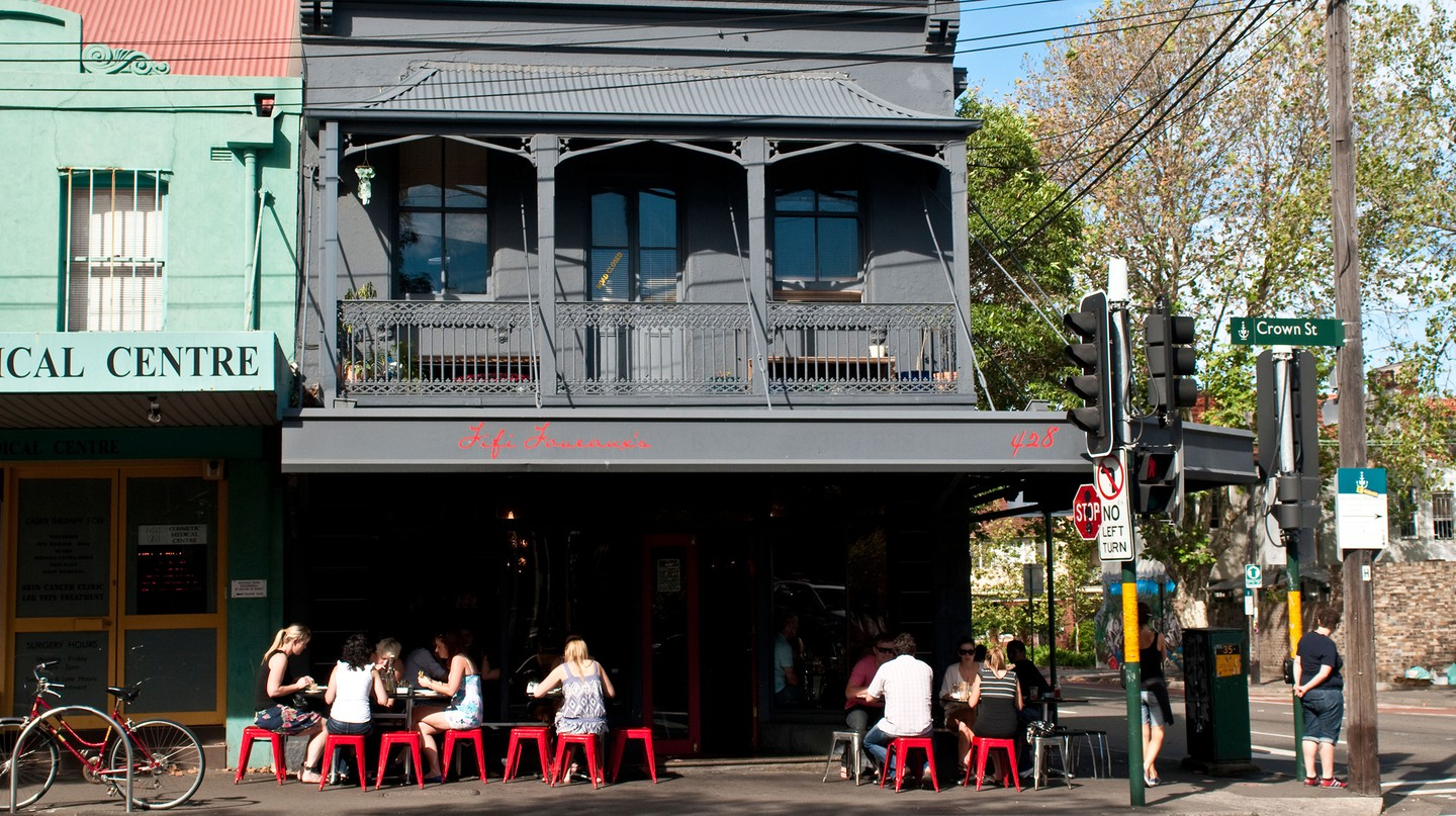 Café-hop your way down Crown Street in Surry Hills