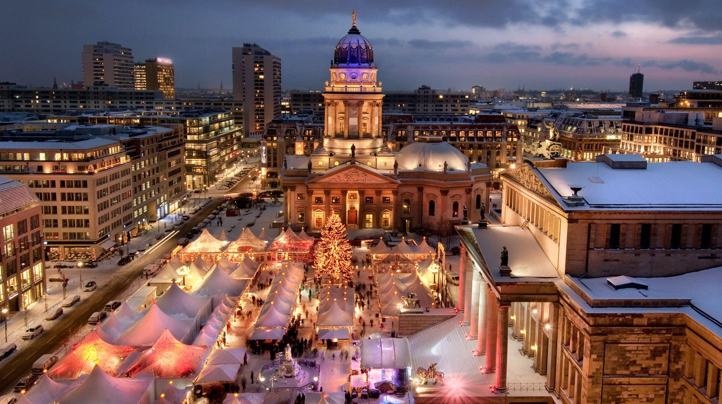 Berlin has some fantastic Christmas markets to get you in the festive mood