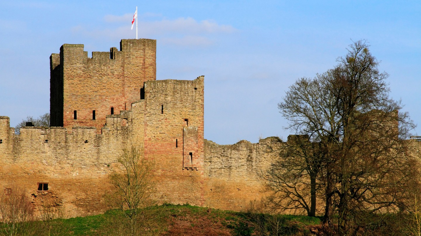 Discover imposing buildings including Ludlow Castle in this guide to historic British places to visit