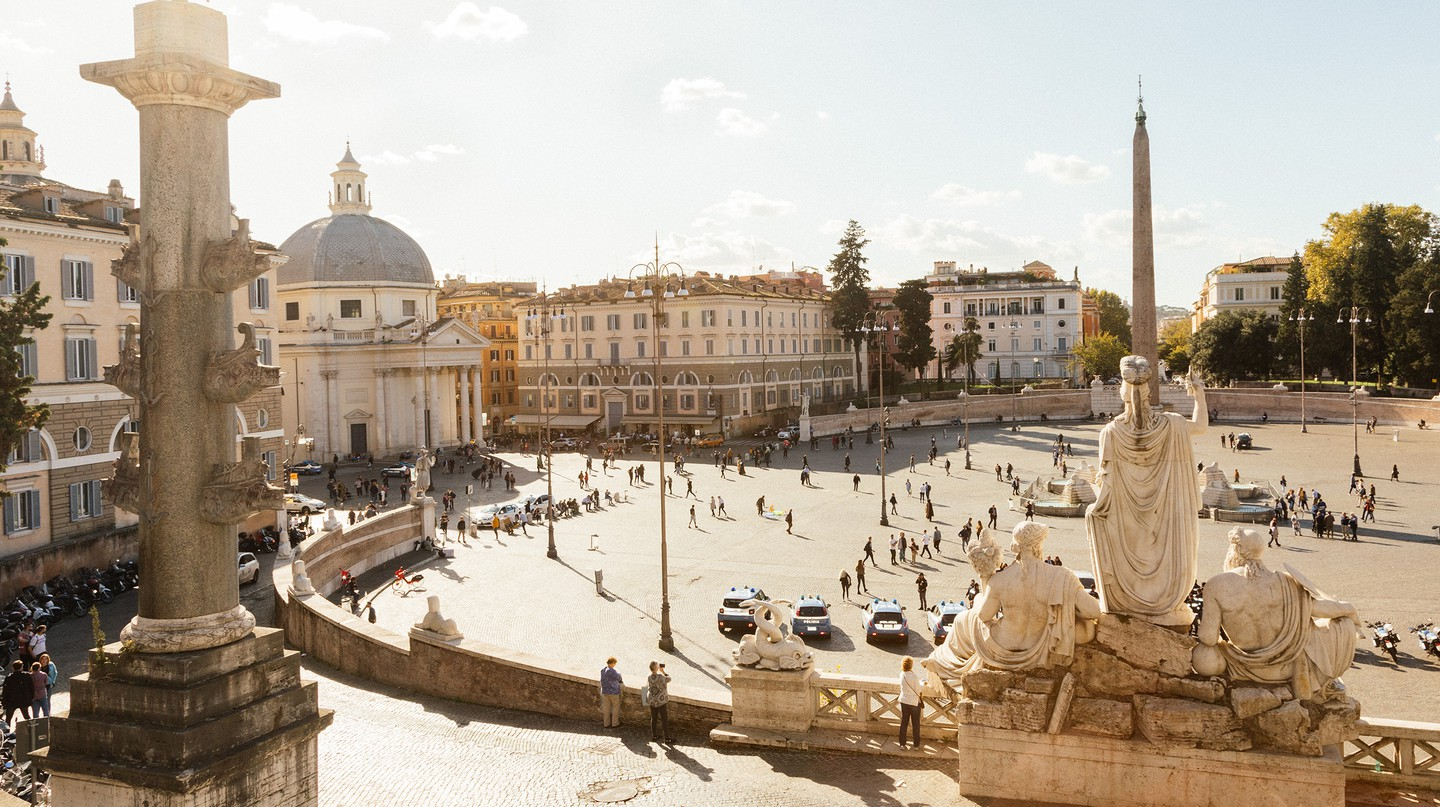Visiting Rome is a dream for many travellers