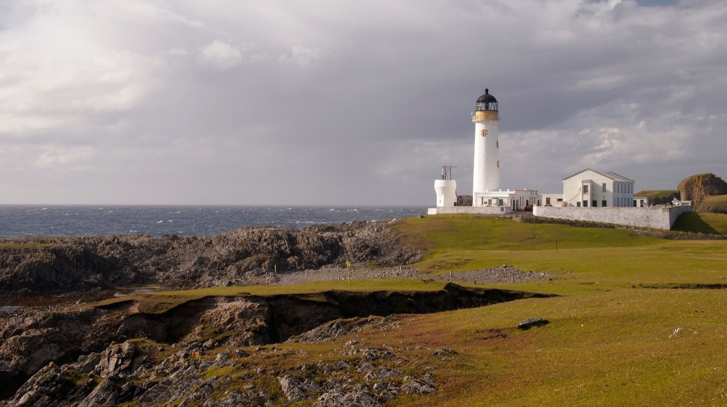 Fair Isle, Scotland is the most remote spot in the UK