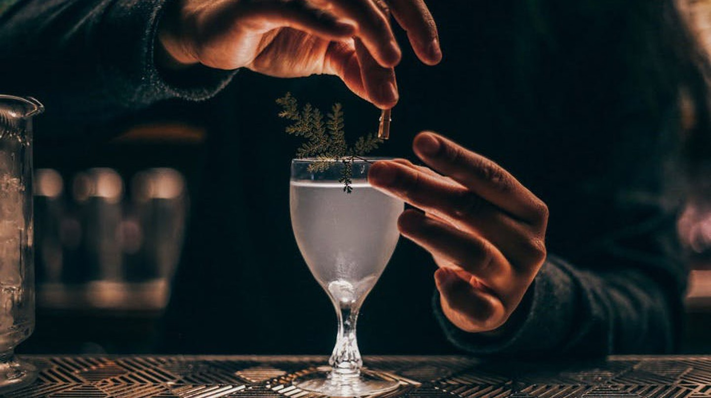 Cocktails focus on local, seasonal and sustainable ingredients