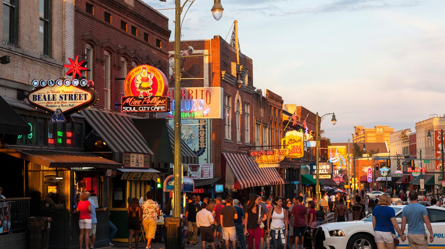 Memphis is known for music and the best barbecue around