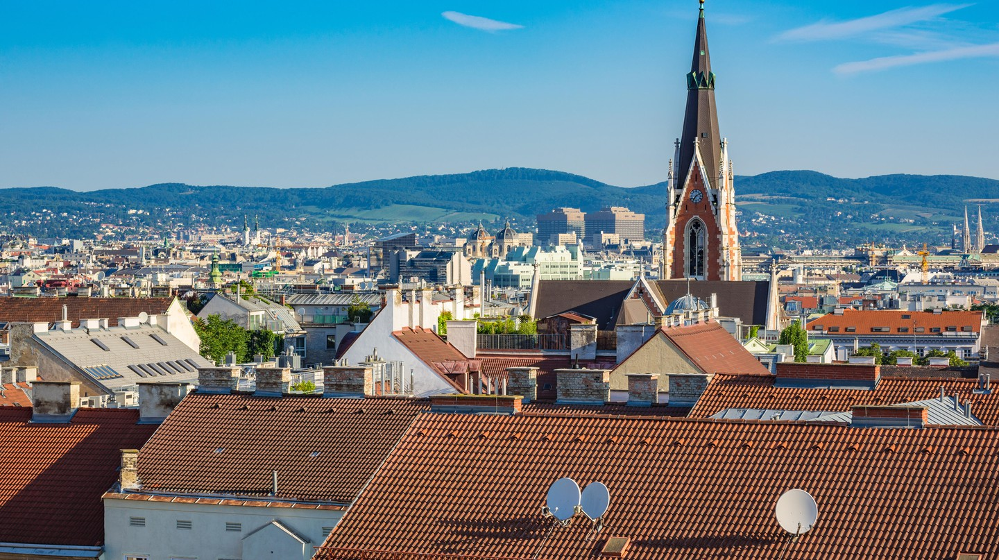 Vienna has wonderful architecture and a lively cultural scene
