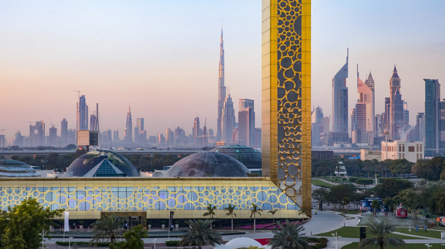 Book an experience to make the most of a trip to Dubai
