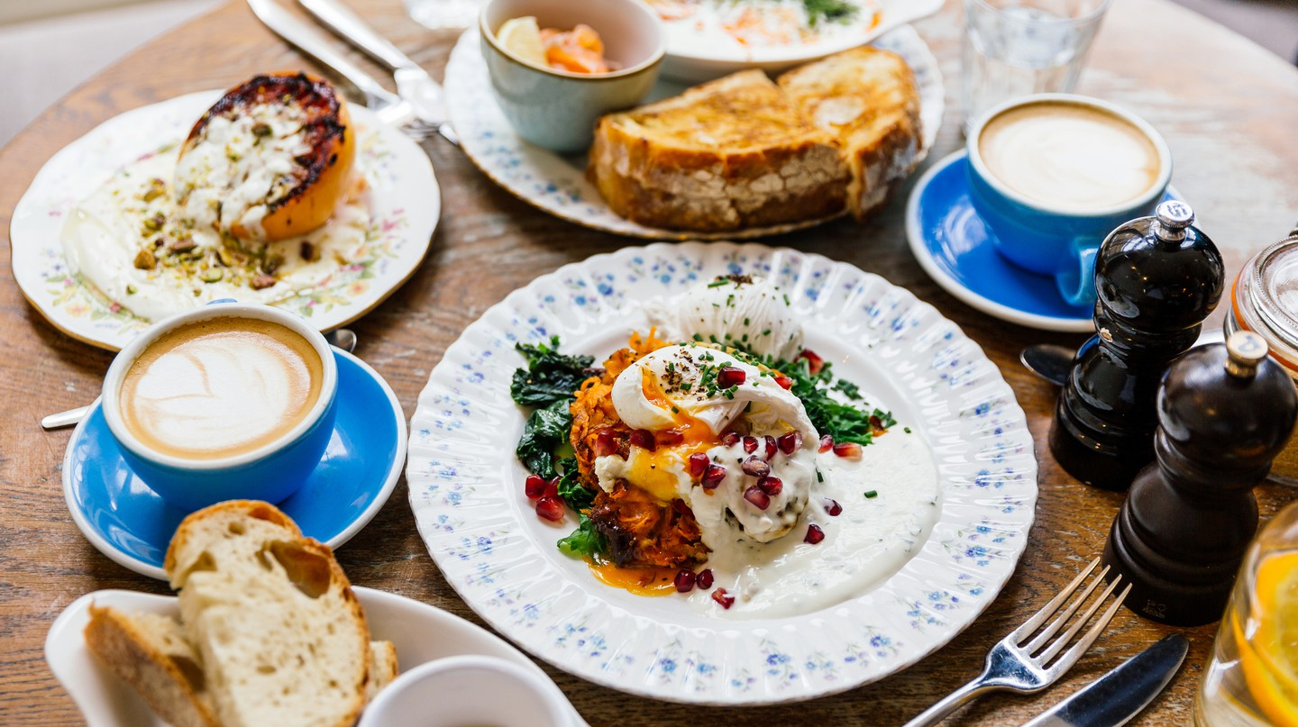 Brunch fans are spoilt for choice in Cologne