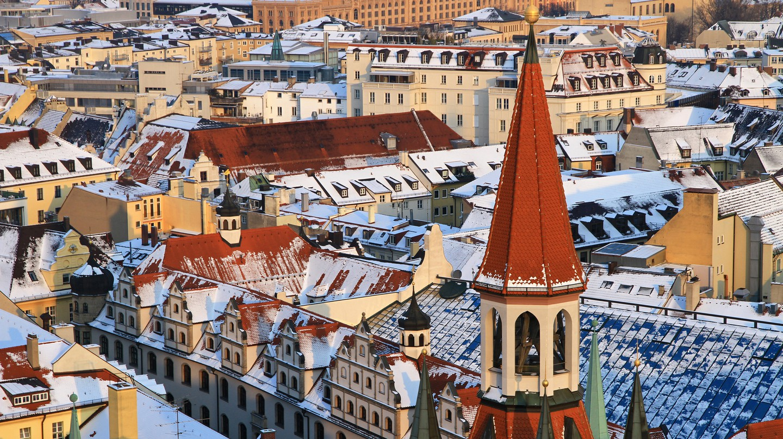 Munich is the perfect winter destination