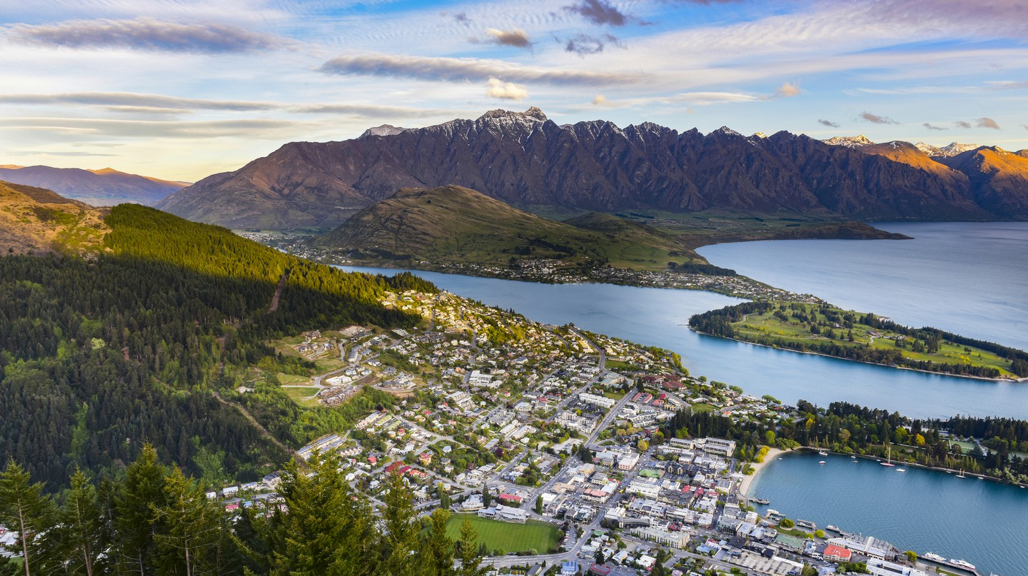 Queenstown's restaurant scene is just as famous as its stunning landscape
