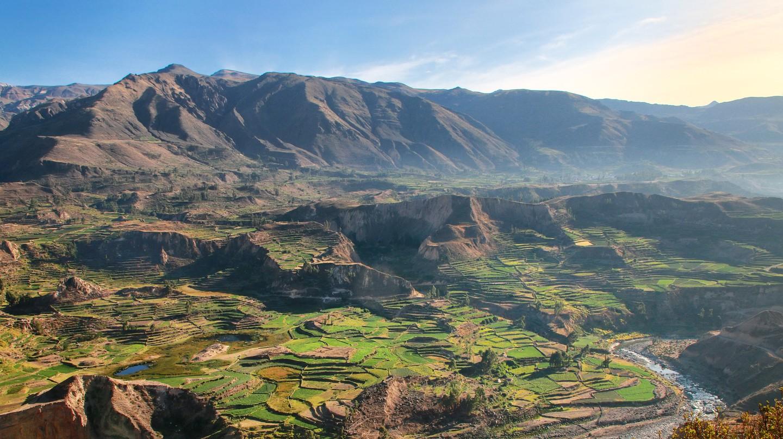 Colca Canyon, Peru