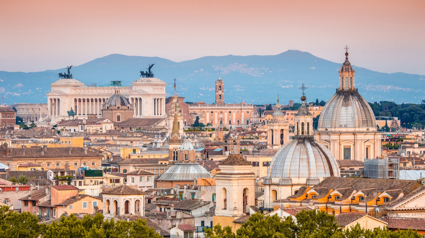The Eternal City offers a range of options for those looking for accommodation that is a little more homely