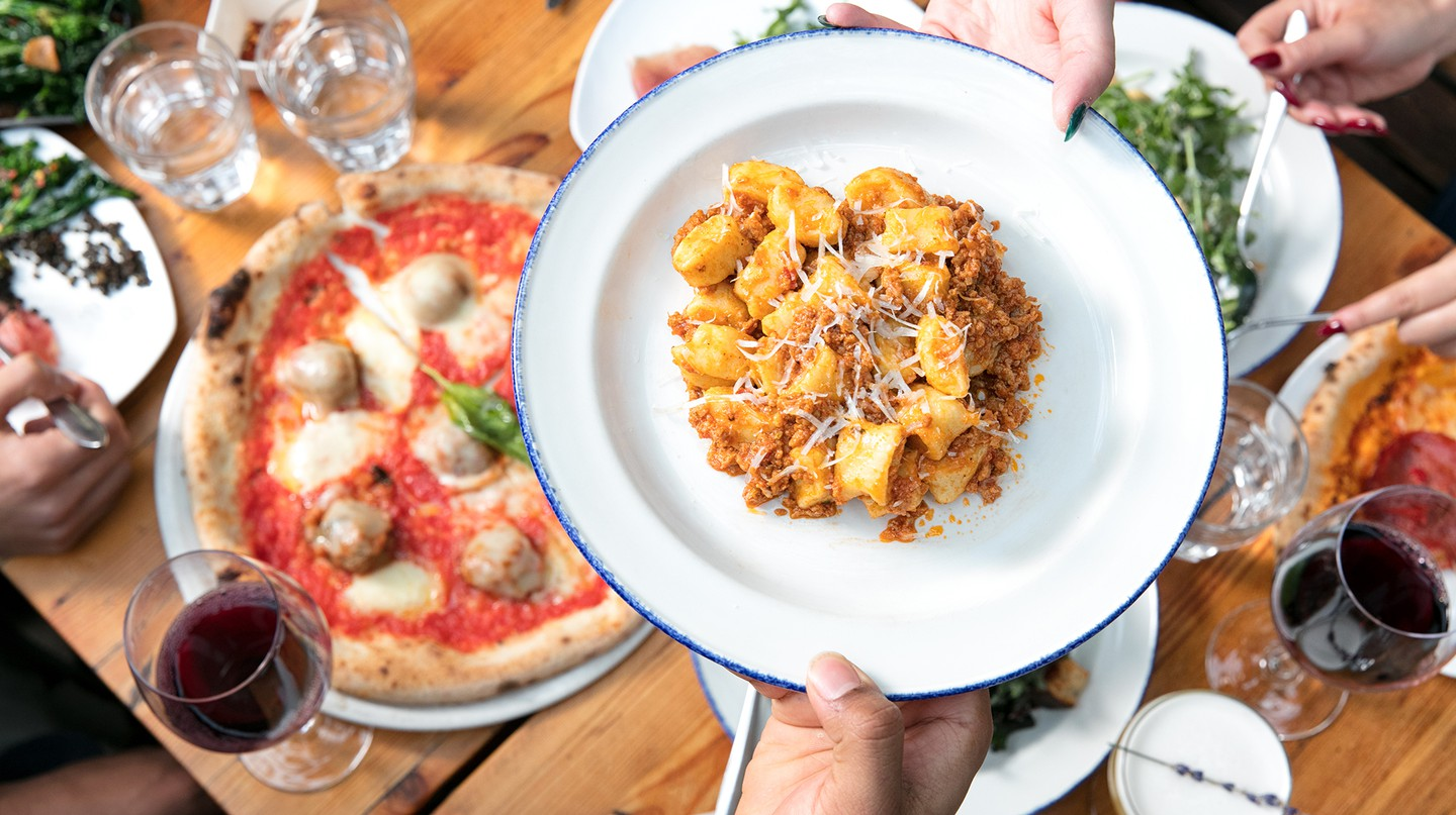 Toronto has some of the best and cheapest lunch spots