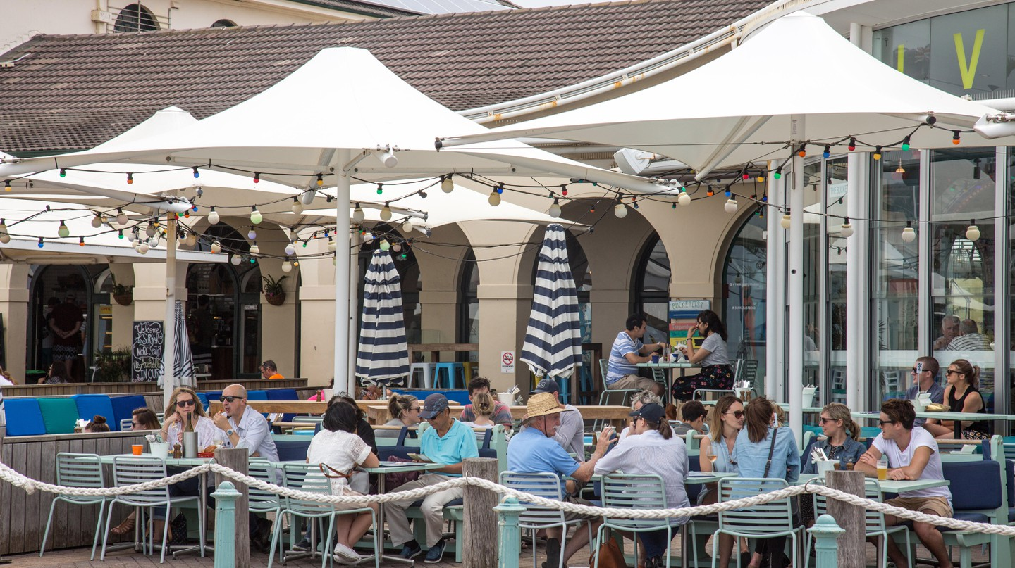 Bondi has many places offering flavourful breakfasts and brunches