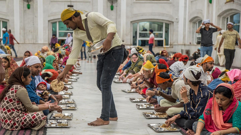 Gurudwara Bangla Sahib is one of the most prominent Sikh houses of worship in Delhi