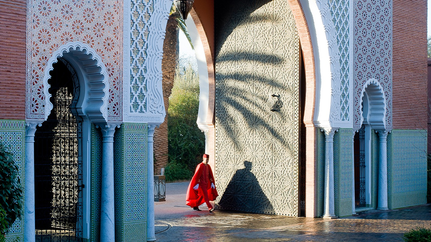 Riad-rich Marrakech is teeming with lavish places to stay