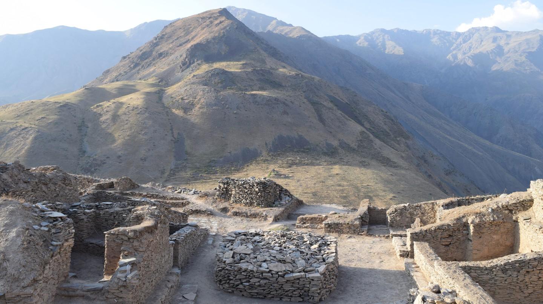 The Castle Karon archeological site is set in Tajikistan's vast Gorno-Badakhshan Autonomous Oblast (GBAO)