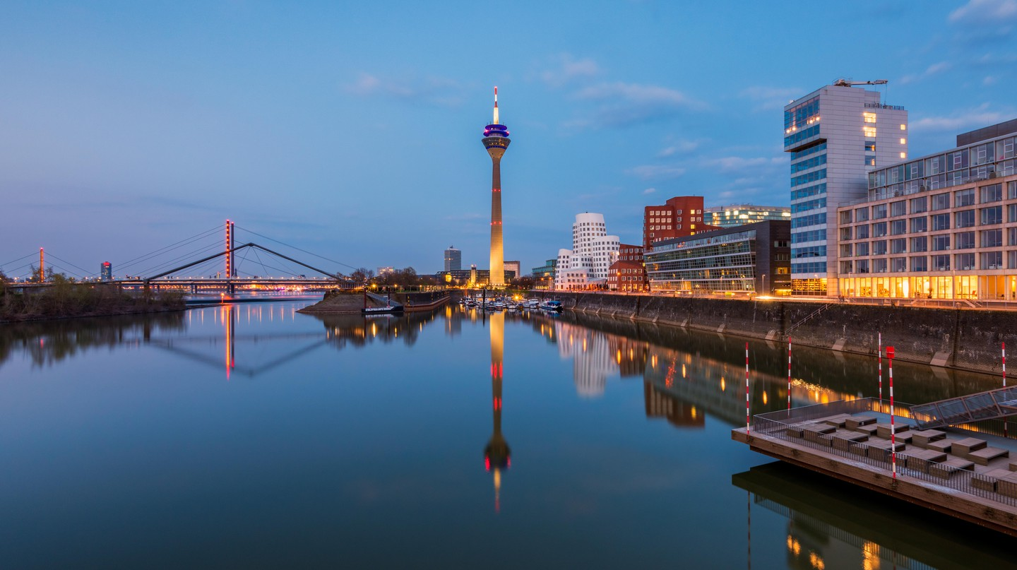 Düsseldorf has so much to see, from museums and gardens to shops and bars