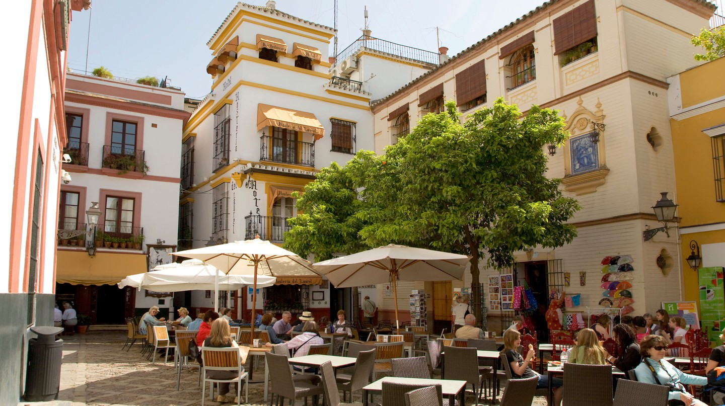 The beautiful Andalusian capital of Seville has developed a dynamic café scene over recent years
