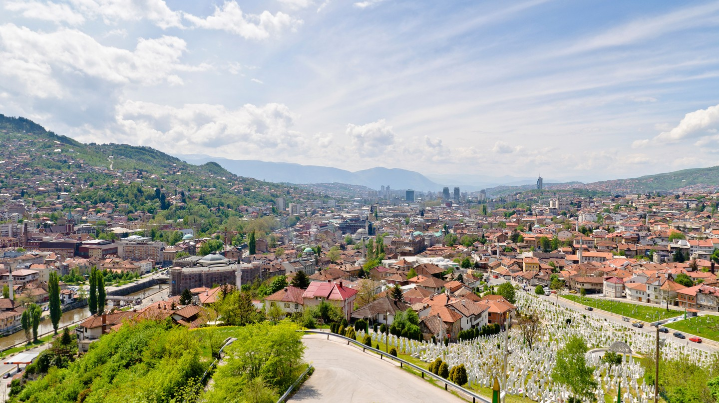 Sarajevo is drawing visitors for its fascinating history including the traces of its time under Ottoman rule
