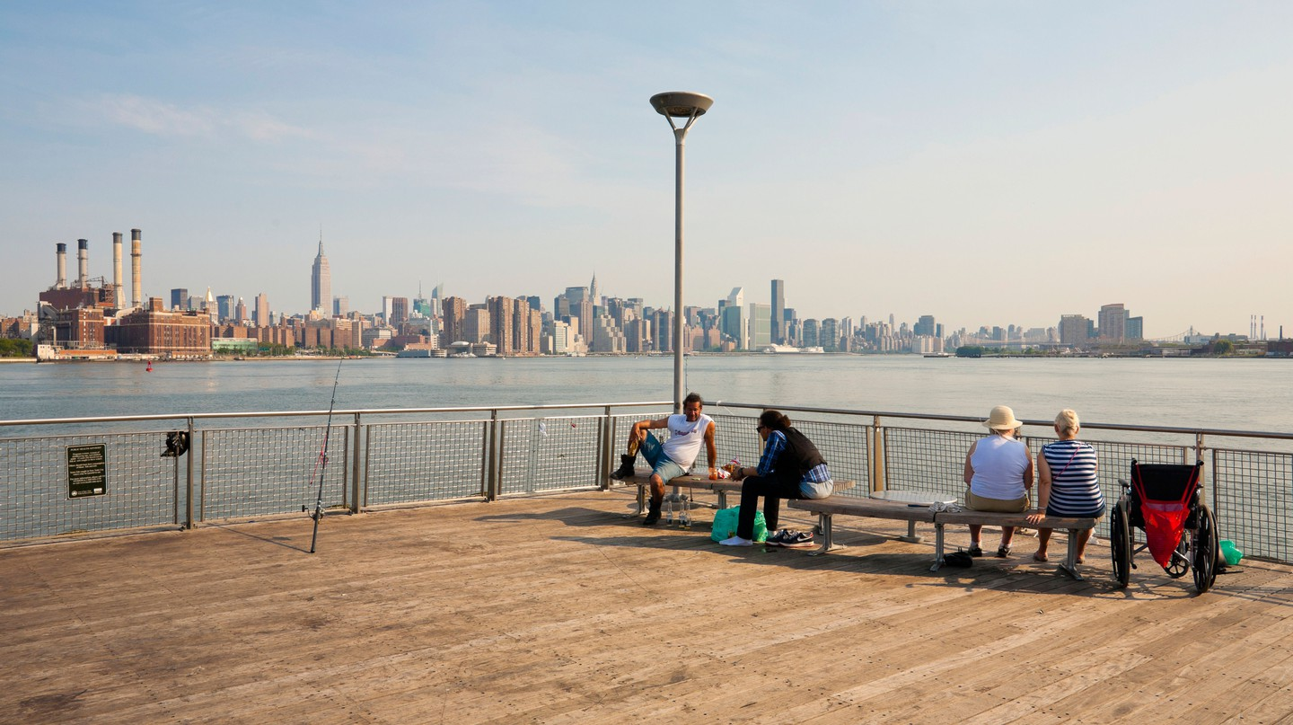 Greenpoint is one of the best places to grab a drink in Brooklyn