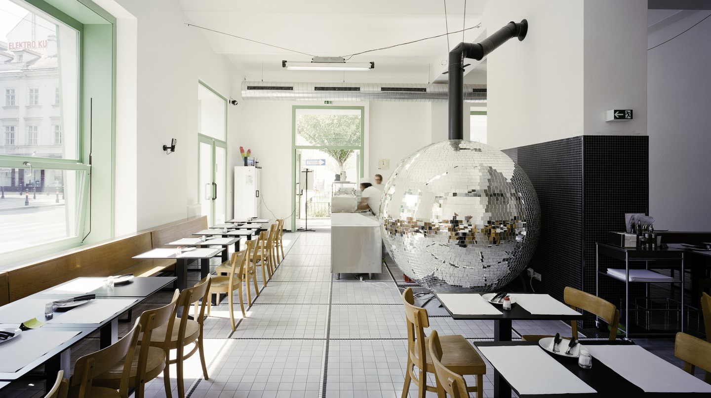 Hip Mariahilf has trendy restaurants and cafés that deliver on both quality and style