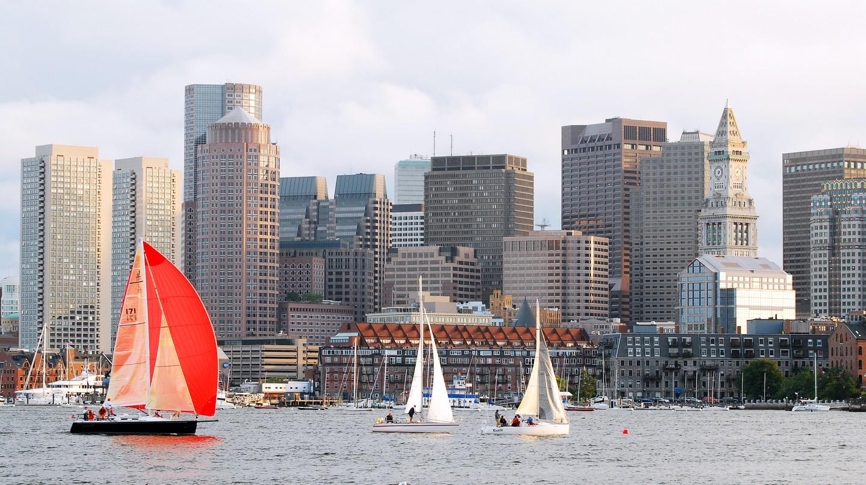 Boston Harbour, MA