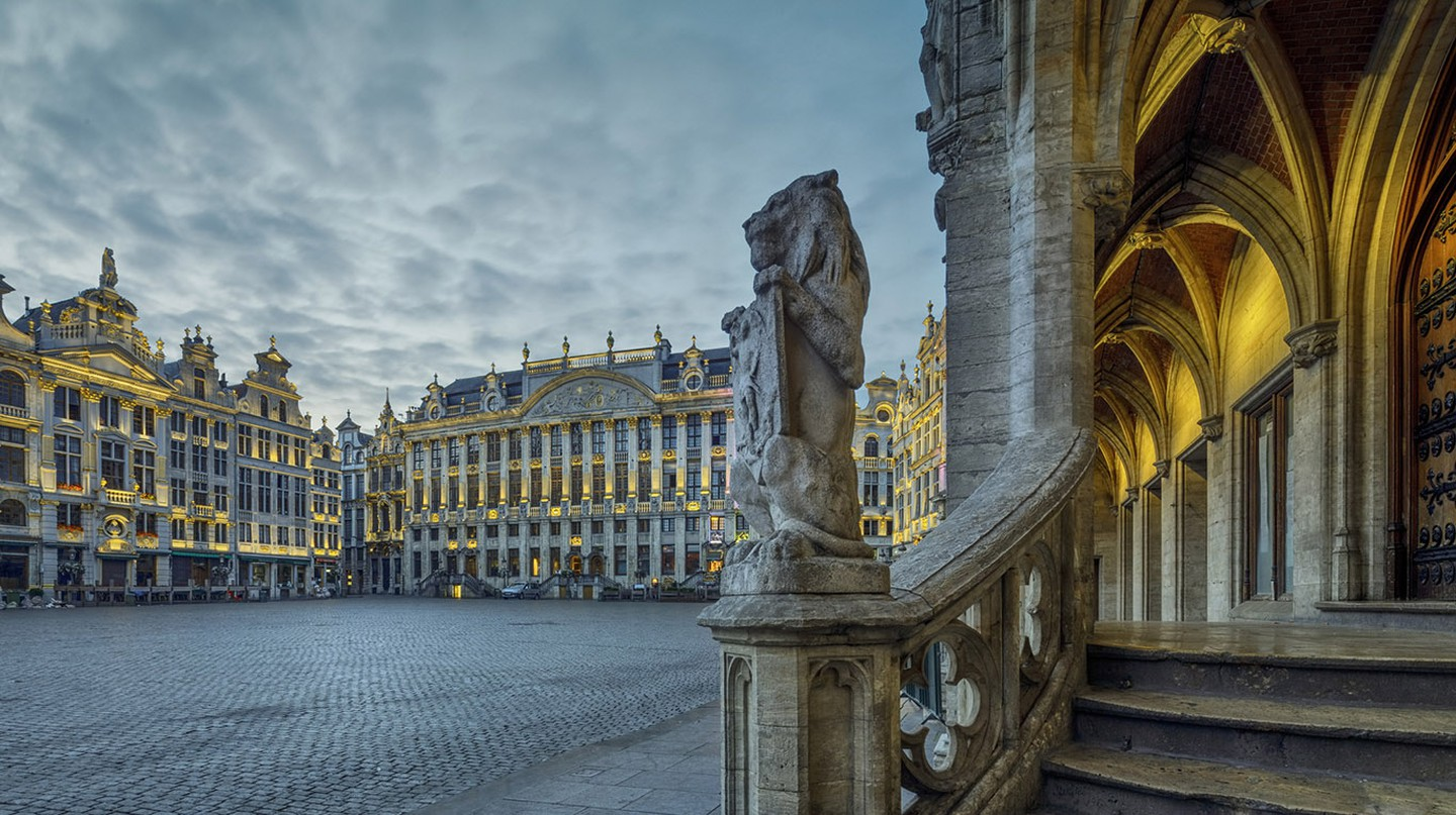 Visit the Grand-Place on your trip to Brussels