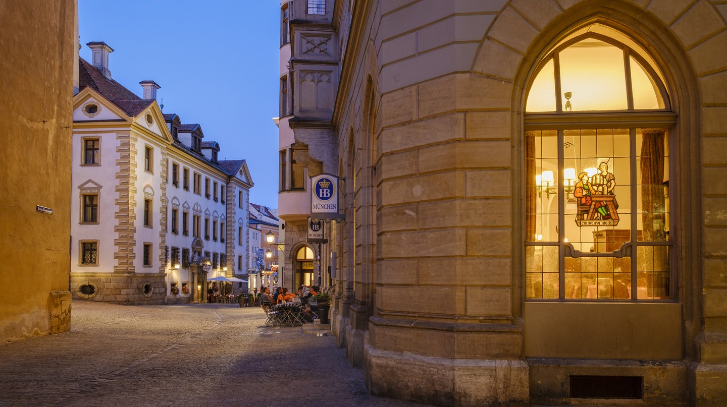 Munich is full of excellent restaurants, if you know where to look
