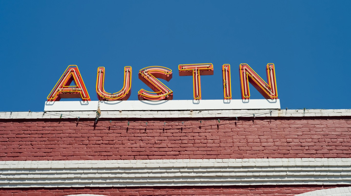 Austin is the fastest-growing large city in the US