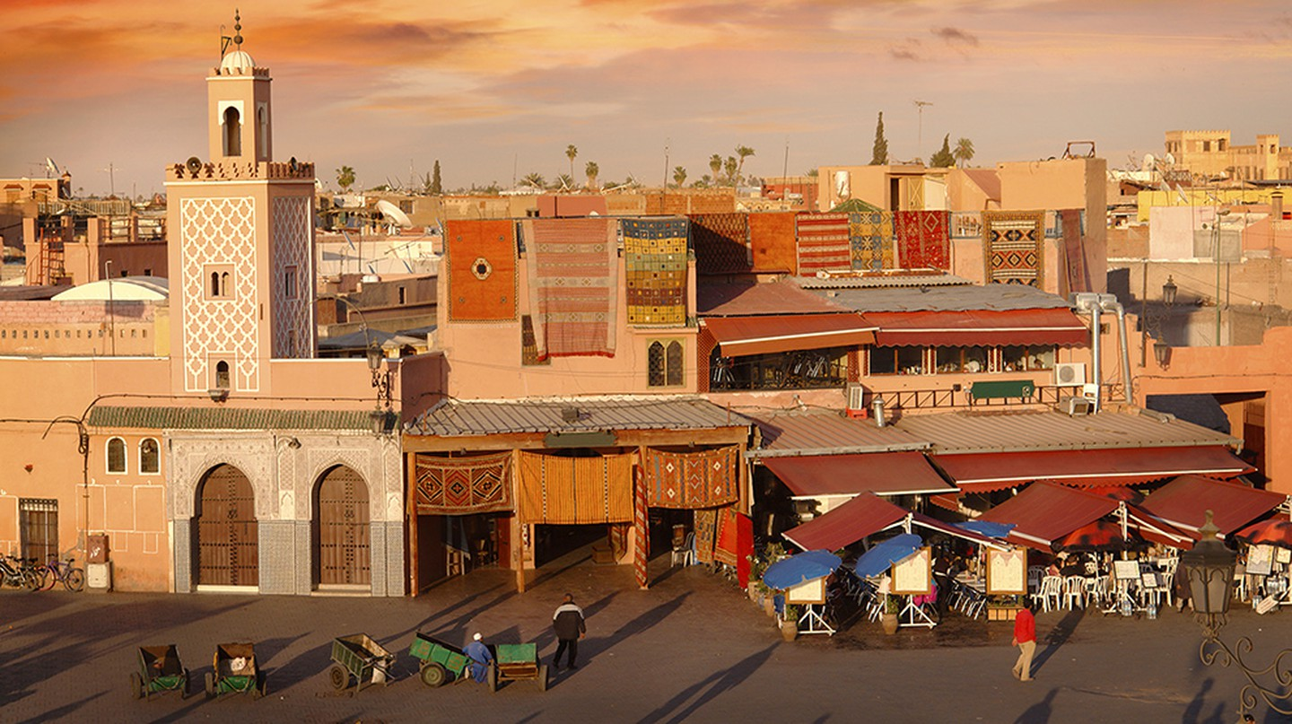 See the best of Marrakech
