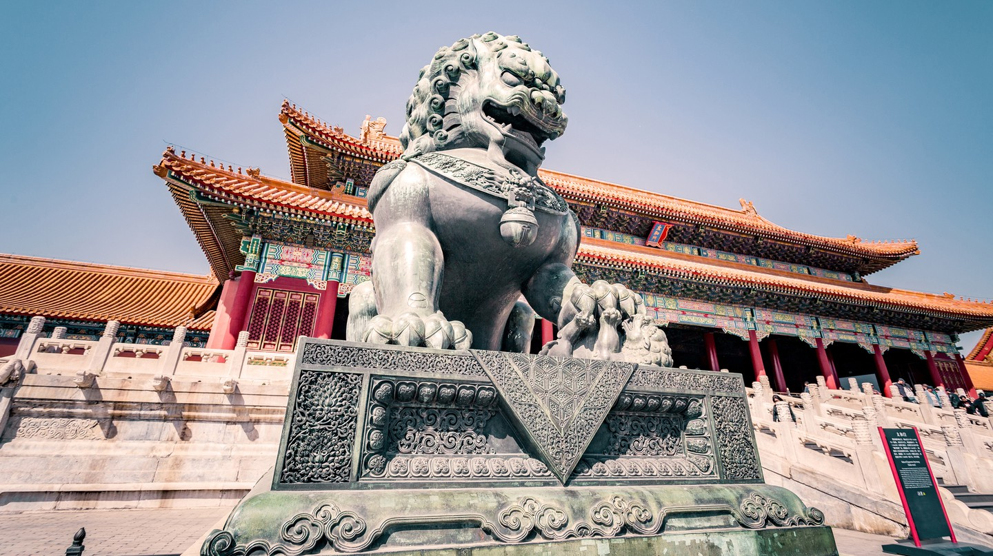 Explore Beijing's Forbidden City on the 'Imperial Beijing Day Tour'