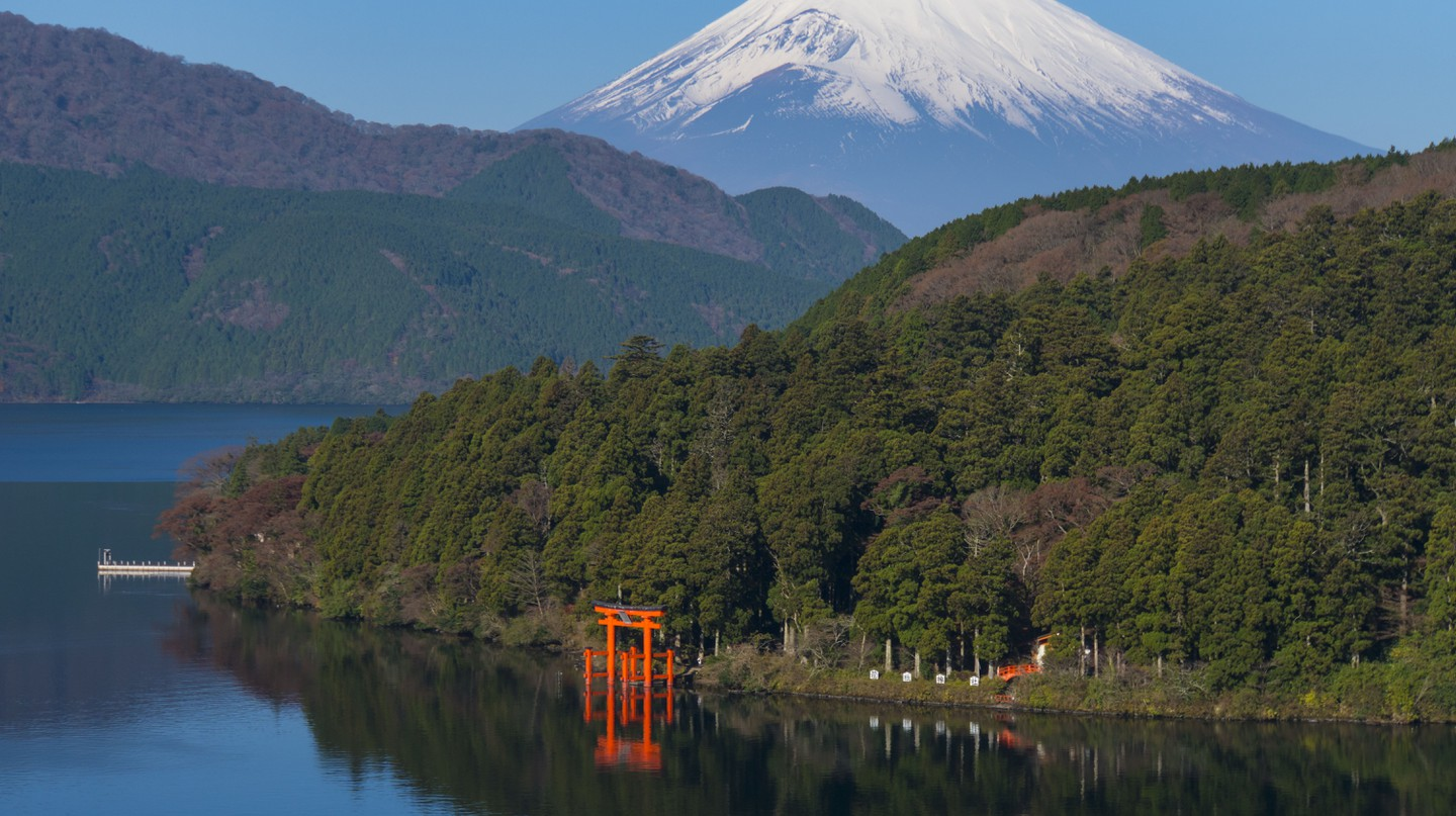 Take in Hakone Shrine on your trip to the region