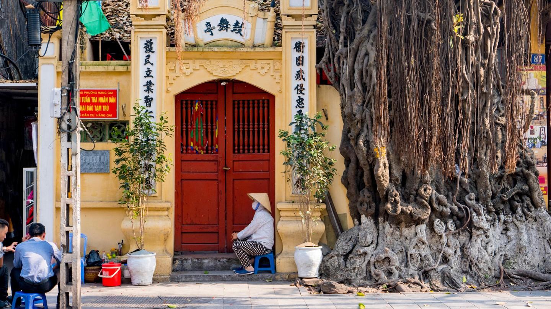 Work your way through Hanoi's incredible restaurants