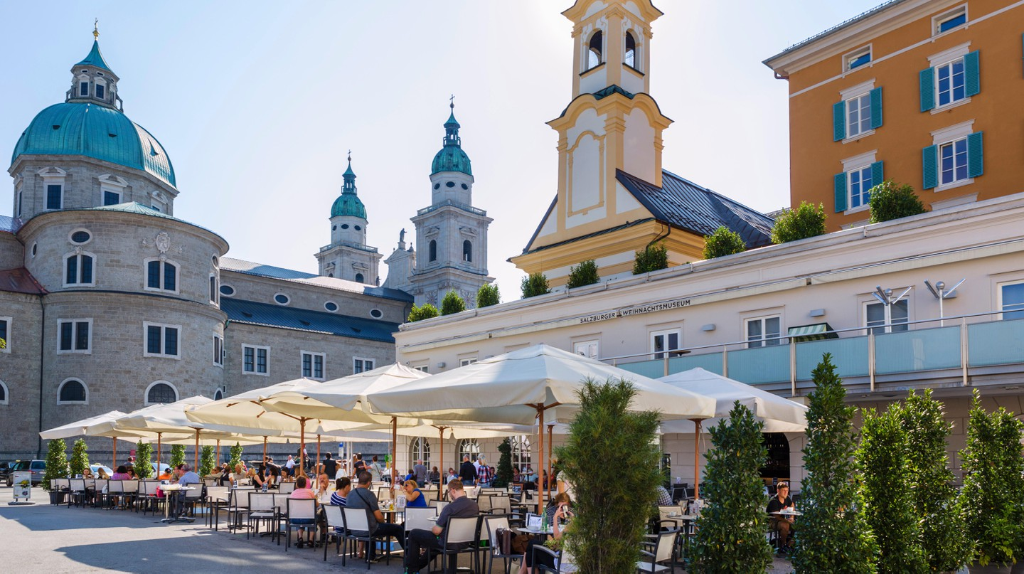 Salzburg has much to offer when it comes to vegan and vegetarian cuisine