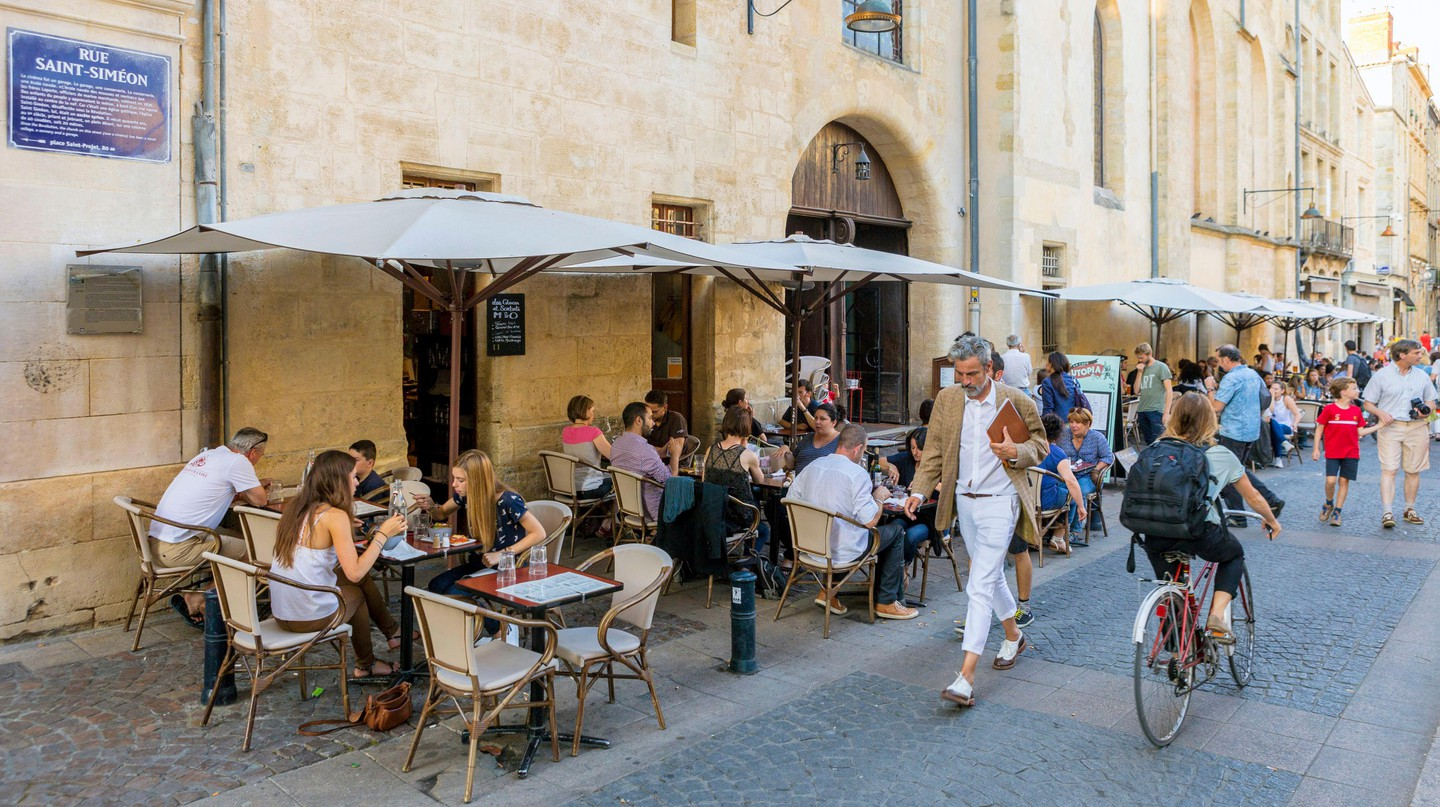 Bordeaux has some of the world's best wine bars