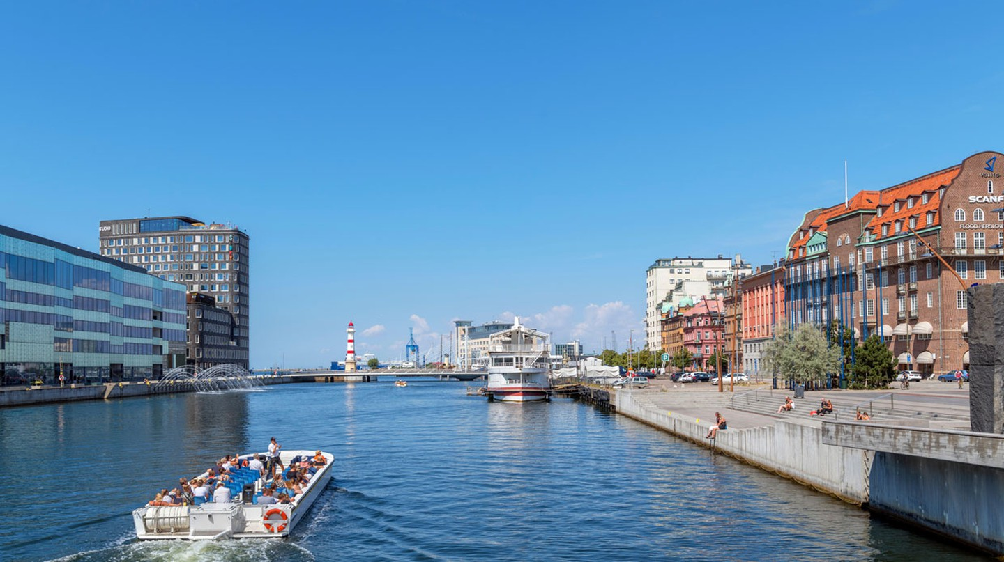 Enjoy everything Malmö has to offer, including its shops