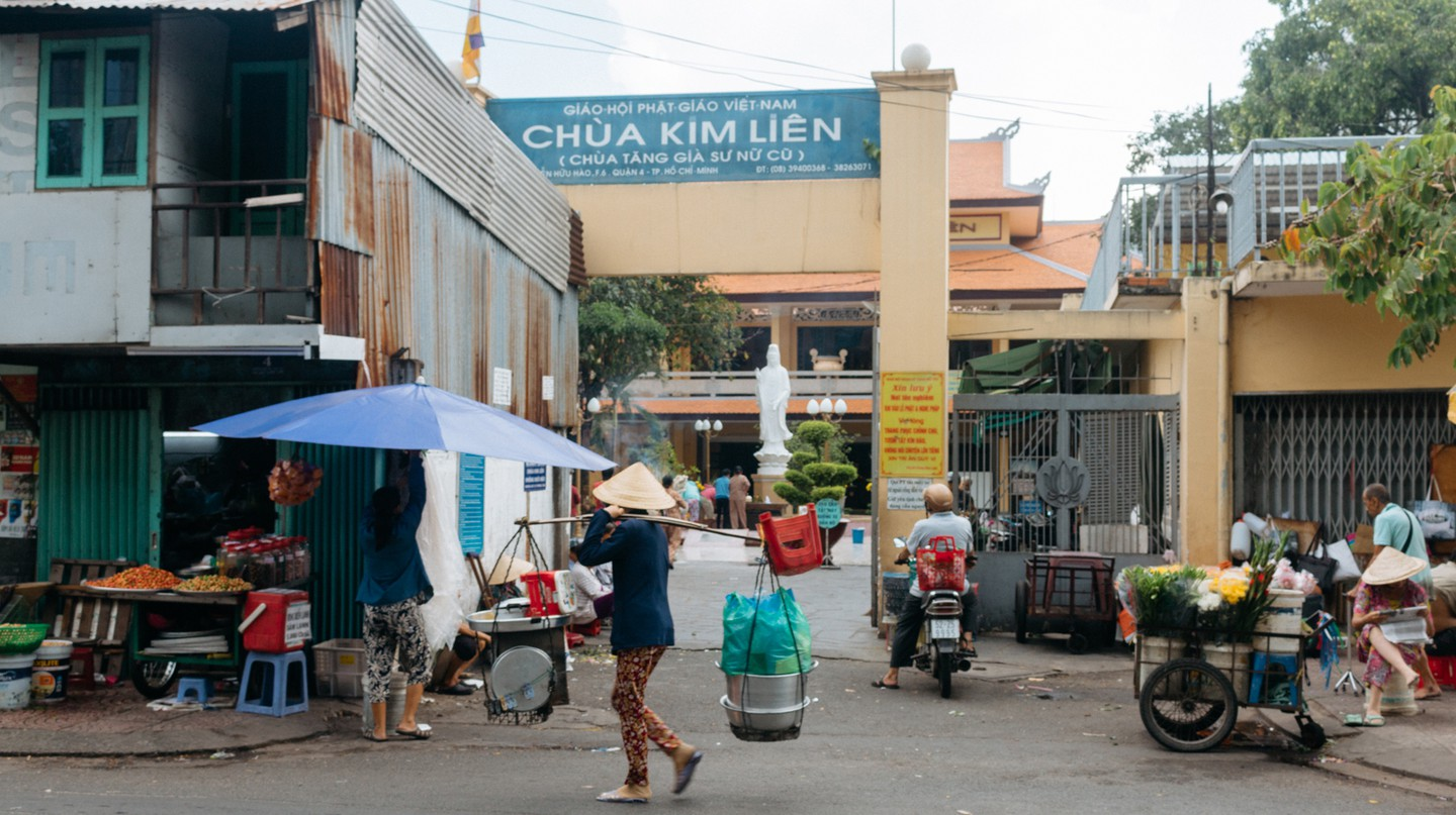 There is plenty to discover in each of Ho Chi Minh City's distinct districts